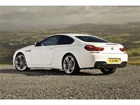 BMW 6 SERIES F12 F13 BREAKING SPARE PARTS