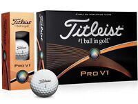 Golf Balls 12 Pack