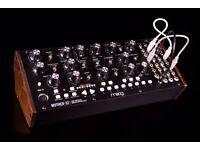 Moog Mother 32 synth doepfer Eurorack