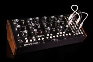 Two Moog Mother 32 units for sale