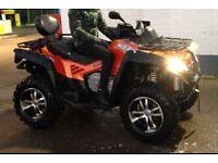 Quad quadzilla 800 cc