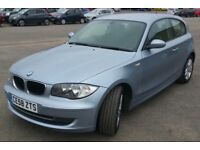 2008 (58) BMW 1 Series 118d SE 2.0 Diesel* 6 Speed - Only £30 Tax - New MOT