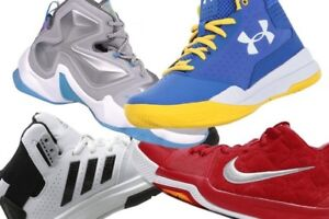Looking for men's gently used basketball sneakers size 8.5 or 9