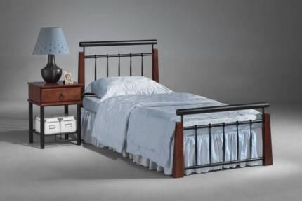 Kobi Bed Frame All Sizes Except King AV At Both Showrooms