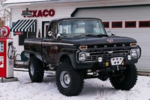 LOOKING FOR OLD 4x4 FORD