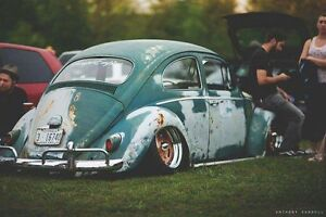 Looking for old VW beetle parts