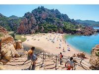 Holiday in Costa Paradiso Sardinia Italy