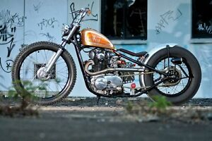 Looking for old bikes to build bobber