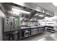 Commis chef/ kitchen assistant job in central London/ luxury hotel
