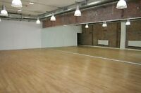 STUDIO RENTAL WEST ISLAND Dance, Yoga, Zumba, Martial, Arts