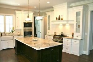 ★ Granite & Quartz Countertops ★ Kitchen & Bathroom 647-479-9874