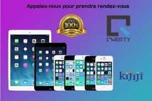 Remplacement écran iPhone 7/7+ Service Rapide, 100% Garantie , Bas Prix