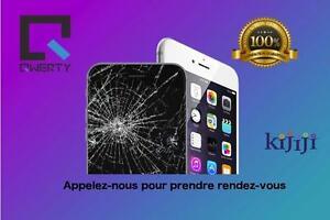 iPad 2-3-4@ 70$ / iPhone/ Special reparation ecran vitre brise appelez 514-713-7264 Laval