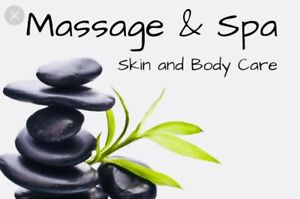 Massage and Spa and Esthetics Service