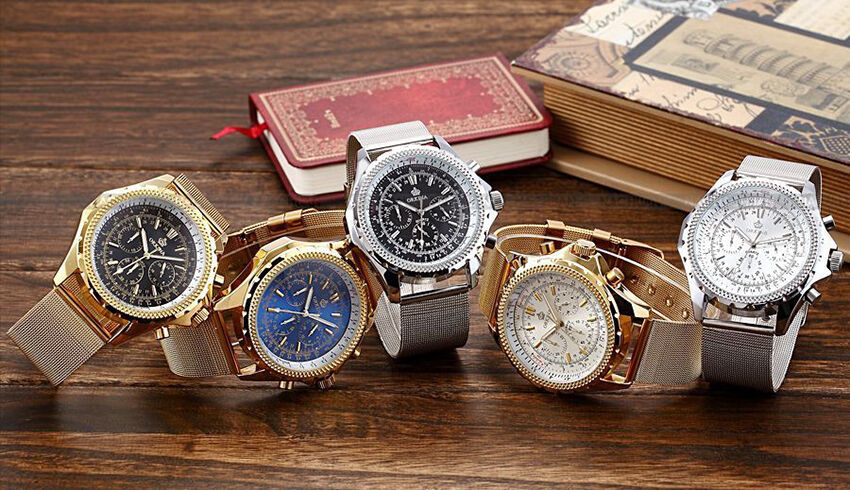 Tips for Selecting the Right Chronograph Watch for Men