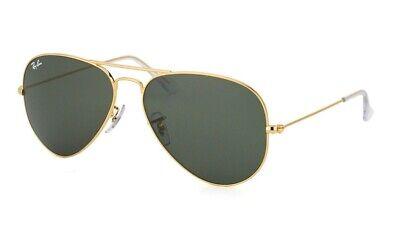 Ray Ban Sonnenbrille Aviator RB 3025 L0205 Original NEU %50 Rabatt Statt 180€