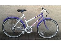 "Bike/Bicycle.LADIES EMMELLE "" PANTHER "" MOUNTAIN BIKE"