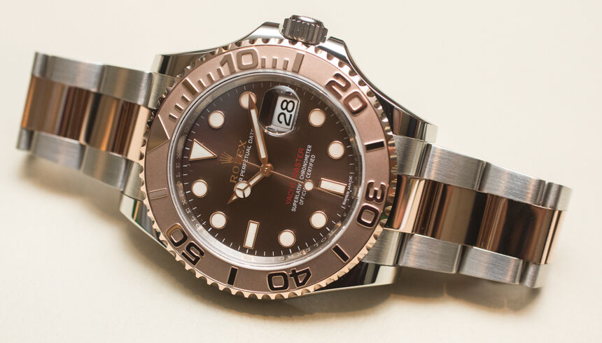 Image result for THE ROLEX YACHT-MASTER 116621