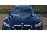 2007 BMW 520d DIESEL - Low Miles - Full Service History - CONTACT: 07769990458