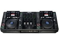 £450 GEMINI CDMP 7000 , ALL IN ONE DJ SYSTEM, CDJ, MIXER, MULTI IN- OUT, TOUCHSCREEN, WITH BOX