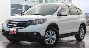 2012 Honda CR-V Touring|Navi|Htd Lthr - Just arrived