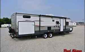 2014 Forest River Greywolf 29bh 2014 limited