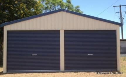 Special Offer - SERIES 6 - Garage or Shed Gatton Lockyer Valley Preview
