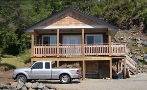 Haida Gwaii cottages/rental income