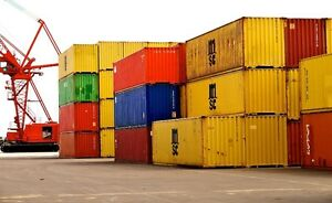 20'&40' Sea Containers for Storage