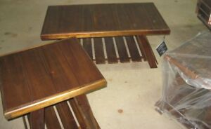 NEW - Coffee and End Tables