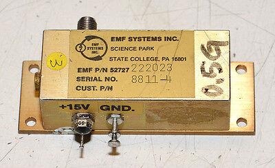 Emf Systems Oscillator 52727-222023 .5 Ghz W1