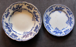 Antique English China Plates