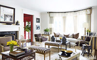 Interior Design and Upholstery