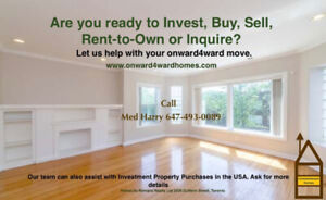 Buy, Rent-2-Own, Sell, Inquire, Invest, Motivate- One Stop R.E.