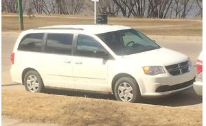 2012 Dodge Grand Caravan SE Minivan, Van