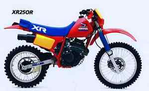 XL250R parts wanted