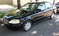 2000 Honda Civic Sedan