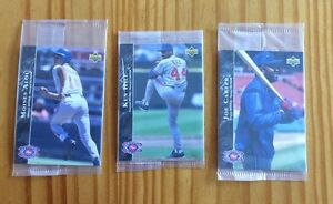 1995 Upper Deck Post Baseball (Moises Alou & Ken Hill included) West Island Greater Montréal image 2