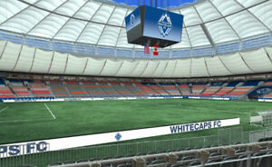 Vancouver Whitecaps FC vs Sporting KC - Wed. Oct. 17th @ 7:00 pm