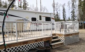 REDUCED!  Great Family Trailer – Candle Lake Golf Resort