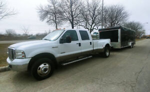 Ford 2006  F350 Dually  Real Workhorse!!