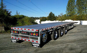 New Reitnouer Quad Axle Flat Deck