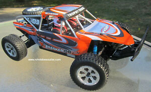 New RC Trophy Truck Brushless Electric,1/10 Scale LIPO 2,.4G RTR Kitchener / Waterloo Kitchener Area image 3