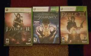 Fable series xbox 360