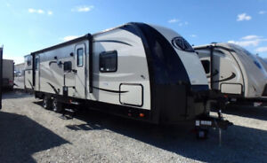 2016 Vibe 308BHS Camper for Sale