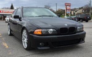 BMW 540im sport