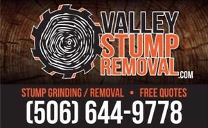 Turn-Key, Established Stump Grinding Business For Sale