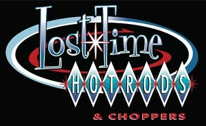 Lost Time Hot Rod Parts for all your automotive accessories