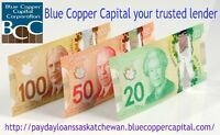 Blue Copper Capital Competitive Rate Payday Loans