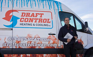Furnace & Air conditioner repairs $90 special!!